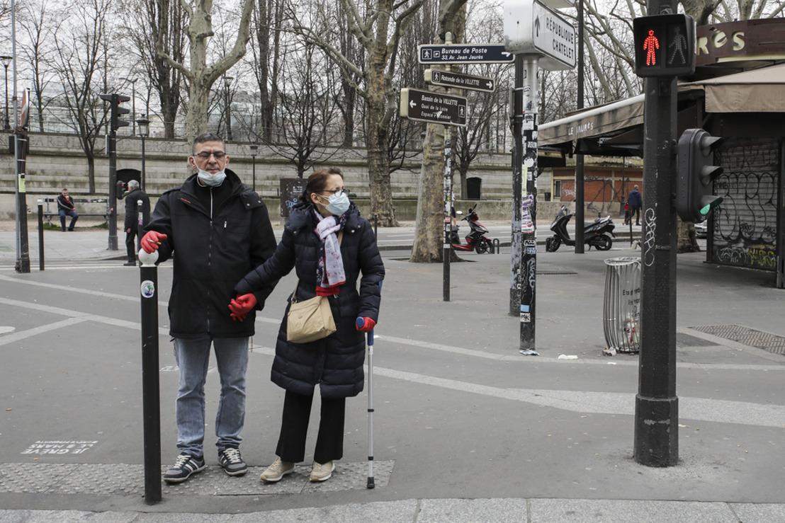 MSF se prepara para intervenir en Francia para ayudar a detectar y gestionar casos de COVID-19 entre poblaciones vulnerables
