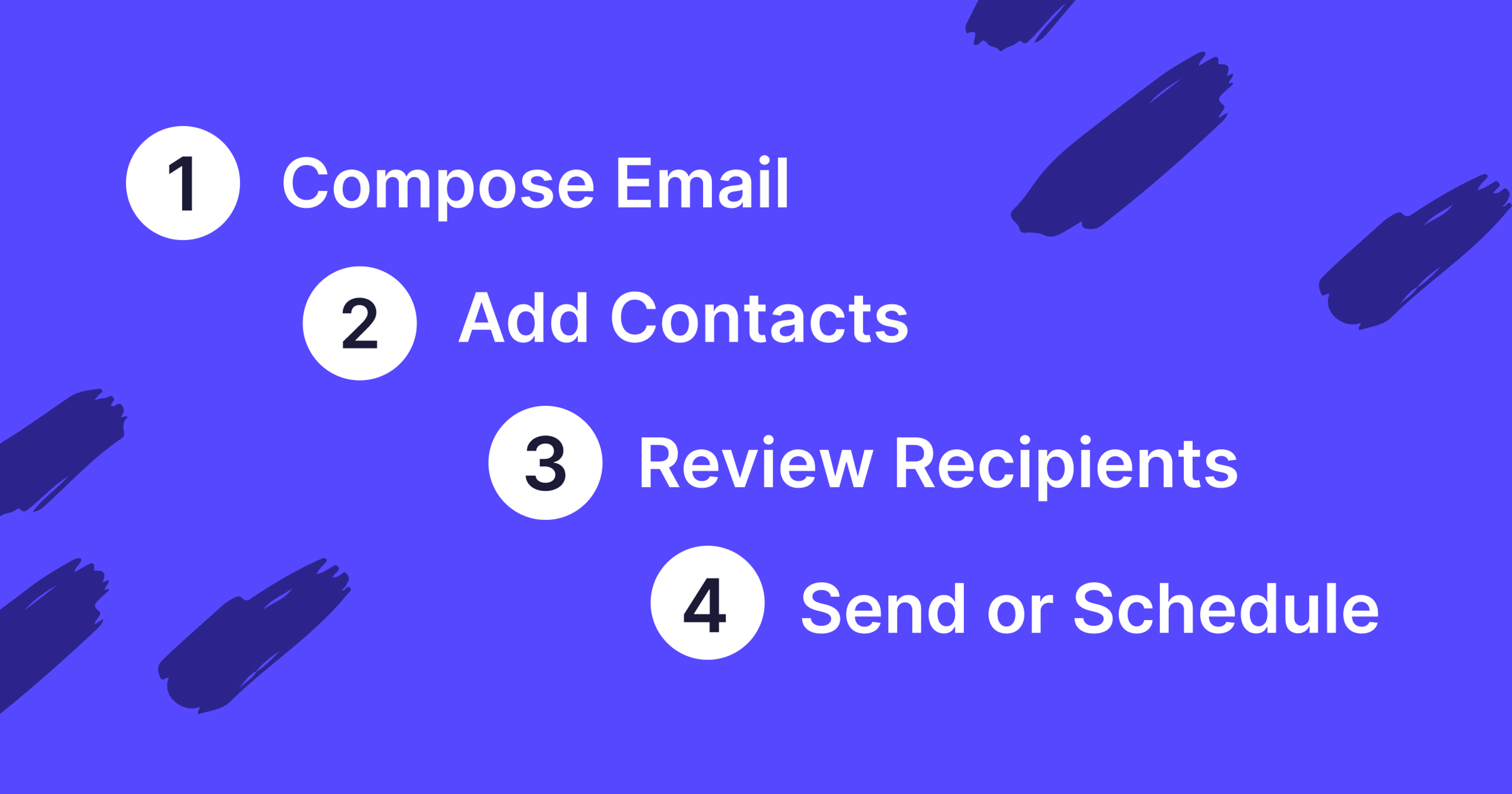 Send better campaigns with Prezly