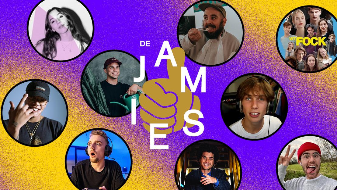 Dit zijn de winnaars van De Jamies!
