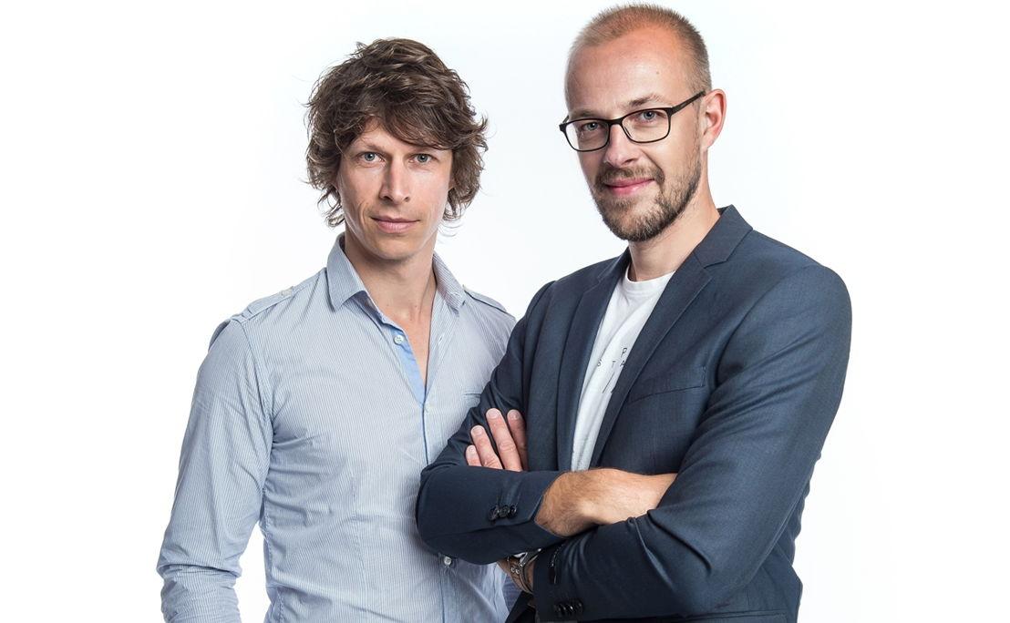 Tom Vandenbulcke en Gert Geens - (c) VRT