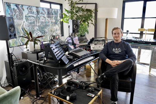 Disclosure's ENERGY Sees the Masterful Electronic Duo Taking Their Craft to the Next Level with Solid State Logic SiX SuperAnalogue™ Mixer and Fusion Processor