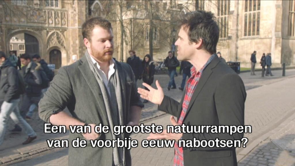 WRDW: Jeroen Buyse en Simon Driscoll (afl 2) - (c) VRT