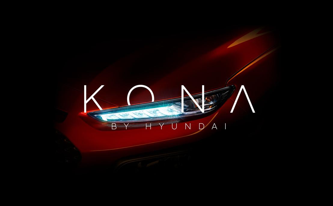 Hyundai Motor élargit sa famille de SUV par l'arrivée d'All-New Hyundai Kona