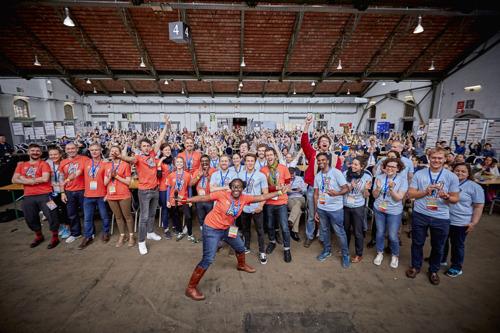 Hack Belgium : la plus grande concentration de savoir-faire et de talents réunie dans un hackathon de trois jours