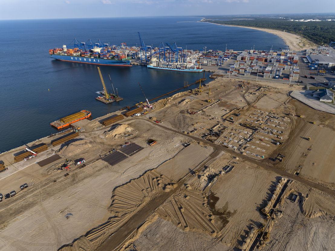 Deep Harbour Terminal, Gdansk - Poland
