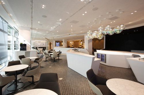 THE LOFT BY BRUSSELS AIRLINES AND LEXUS OP BRUSSELS AIRPORT IS VERKOZEN TOT 'EUROPE'S LEADING AIRPORT LOUNGE 2019'