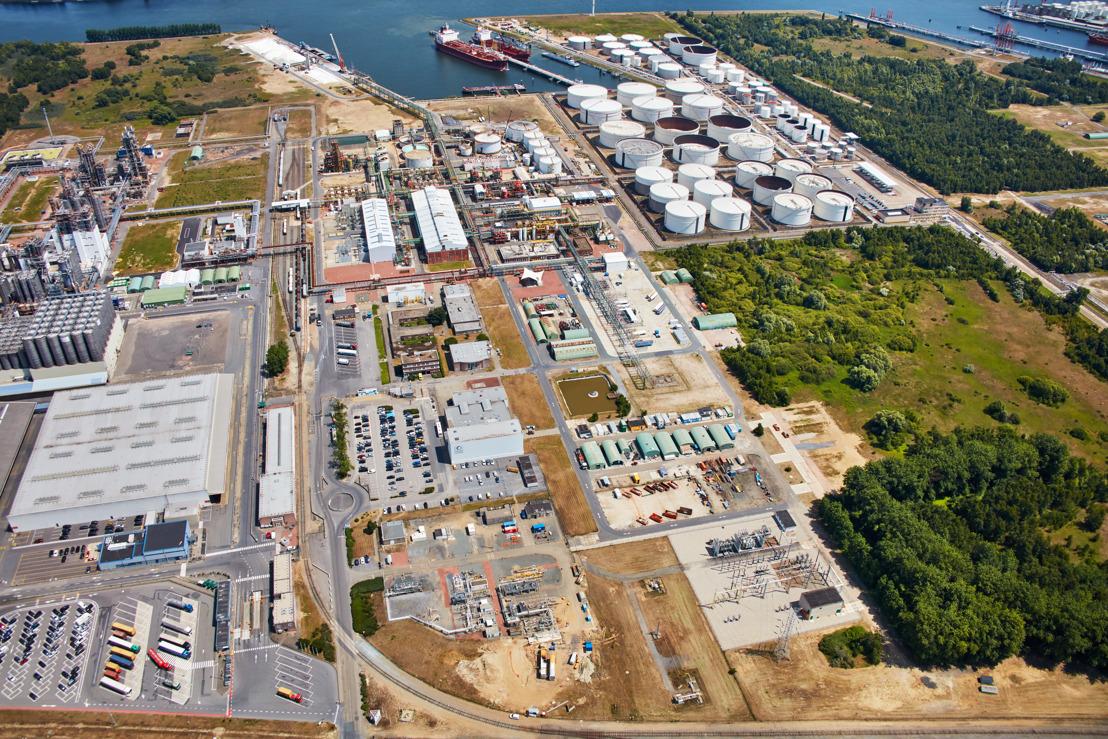 INOVYN stapt met demofabriek in het ambitieuze 'power-to-methanol' project van Antwerpen