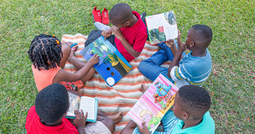 Expanding Early Grade Reading Efforts throughout the OECS