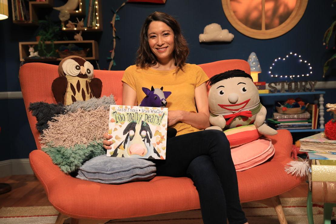 Kumi Taguchi, Play School Story Time (Japanese)