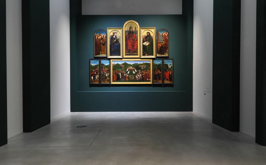 Michiel Coxcie. The Flemish Raphael, M - Museum Leuven (c) Dirk Pauwels