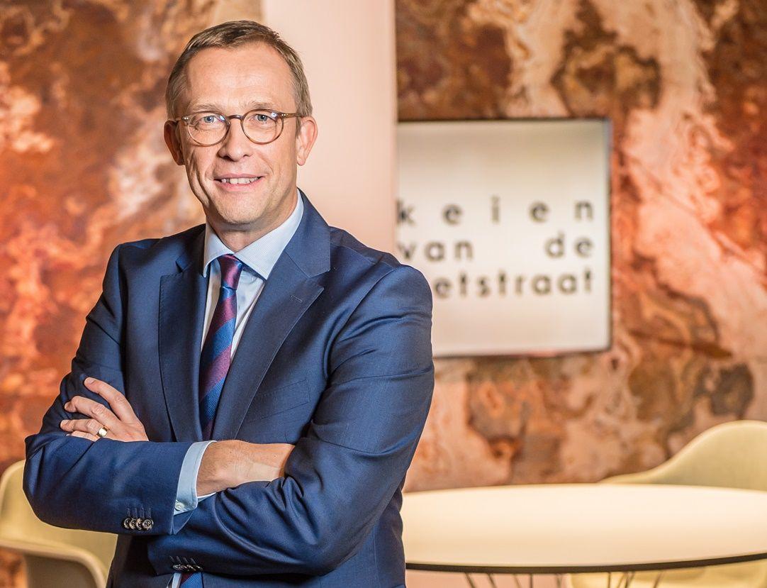 Keien van de Wetstraat - Ivan De Vadder - (c) Joost Joossen