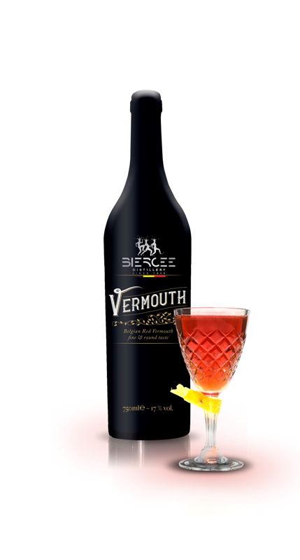 Biercée Vermouth - Boulevardier