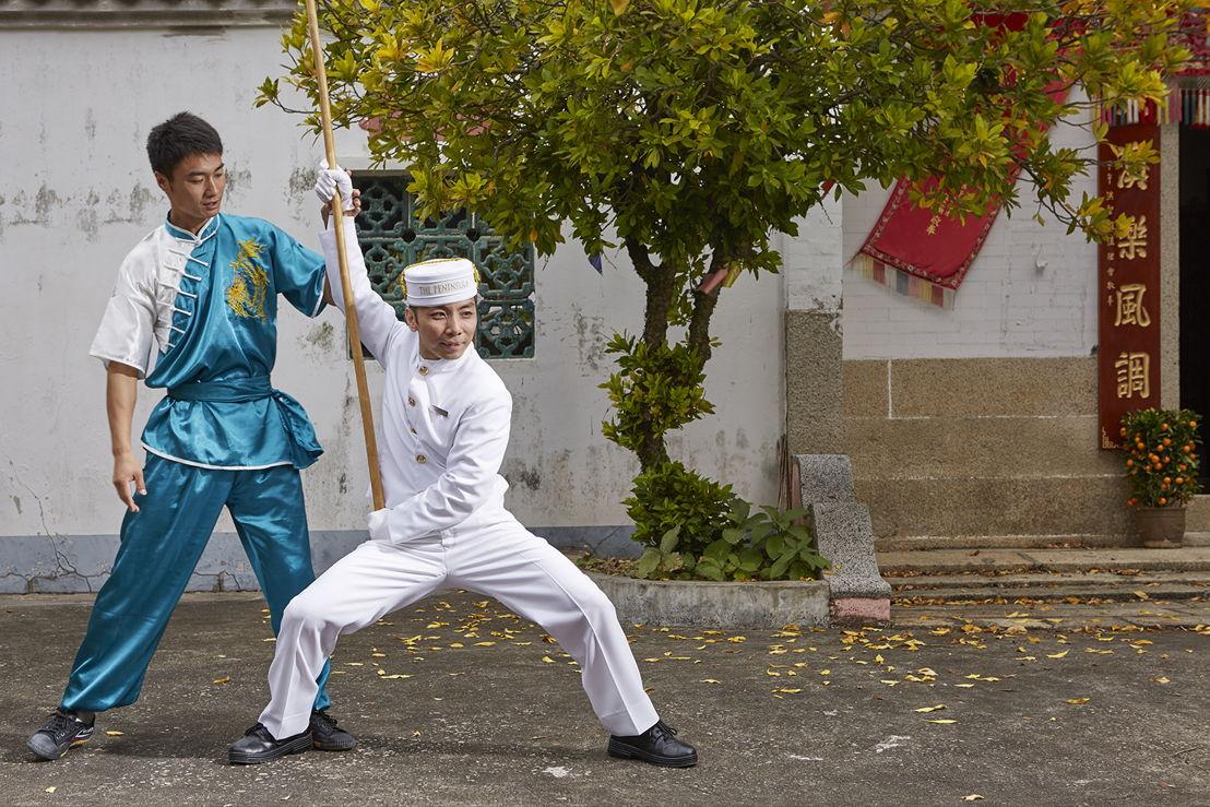 Shaolin Wushu Training, The Peninsula Academy