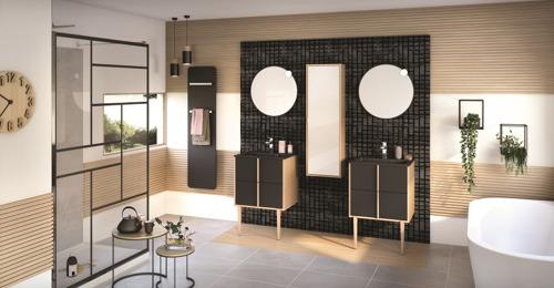 De badkamer van morgen