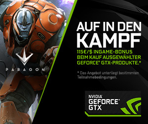Nvidia Bundle Geforce Und Paragon In Einem Paket