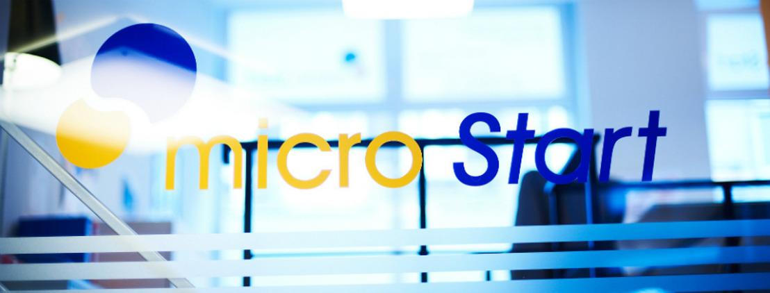 MICROSTART VIERT 1000STE BRUSSELSE MICROKREDIET EN HAALT KAAP VAN 10 MILJOEN EURO
