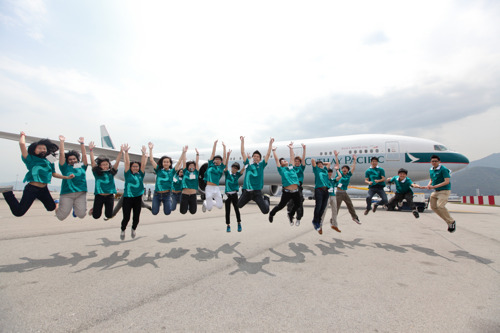 Cathay Pacific I Can Fly 2016 Opens for Application – Hundreds  of Students Given the Chance to Pursue Aviation Dreams
