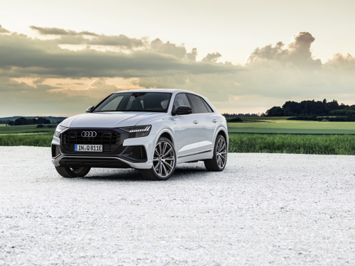 Plug-inhybride vervolledigt Q8-productgamma: de Audi Q8 TFSI e quattro