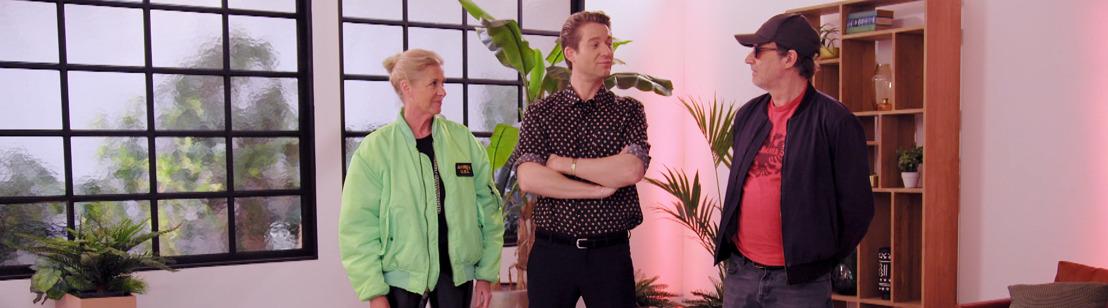 Erik Van Looy meets James Bond en Barbara Sarafian wordt Barbara Sarafi-man in het nieuwe seizoen van Zo Man Zo Vrouw op VIER