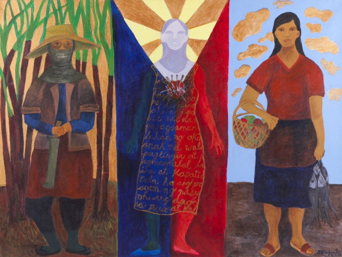 Mapisan si Mariya 2009 by Brenda Fajardo