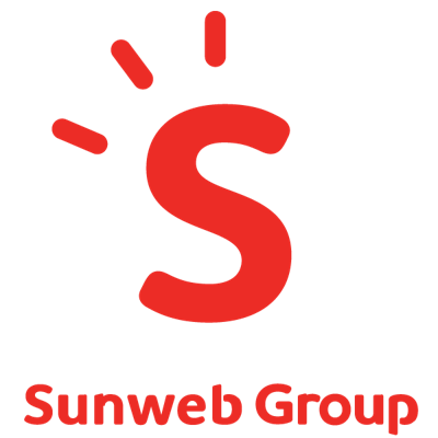 Sunweb Group perskamer Logo