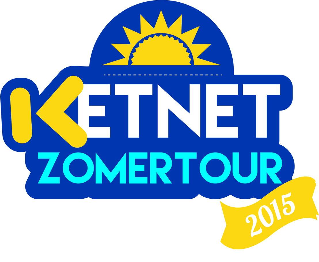 Logo Ketnet Zomertour
