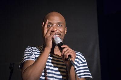 Tats Nkonzo is Priviledged, pic Jan Potgieter