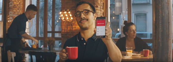 Preview: Watch the Brand video of Santander Consumer Bank