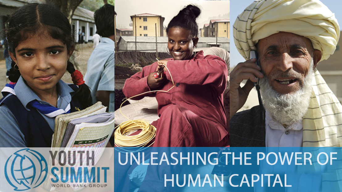 Applications Open for the World Bank Youth Summit 2018