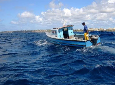 OECS States…Charting their way to a Blue Economy