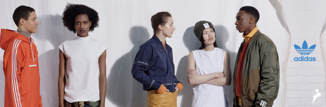 ¡Band of Insiders Showroom le da la bienvenida a adidas Originals!