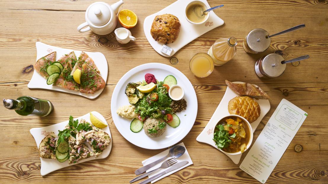 Deliveroo lanceert ontbijtservice in Leuven