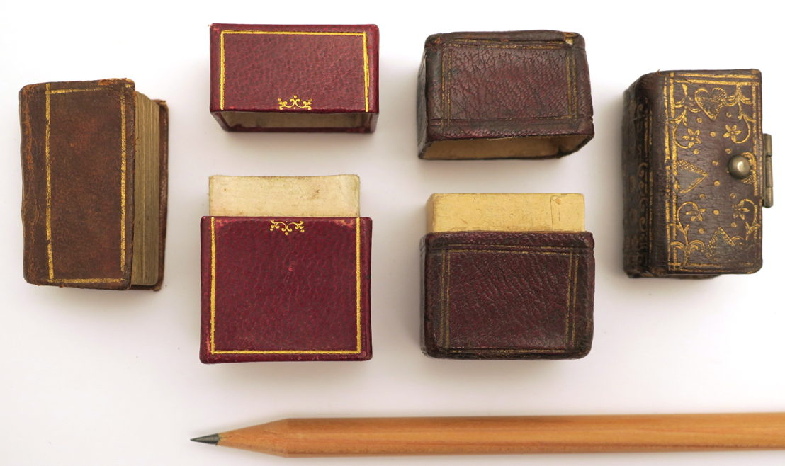 Livres miniatures