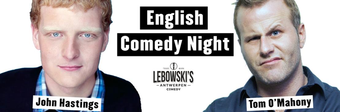English Comedy Night in Lebowski's Antwerpen
