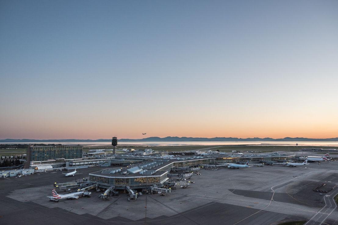 دناتا، الشركة التي تعد جزءاً من مجموعة الإمارات، تحصل على ترخيص لتقديم خدمات تموين للطائرات المغادرة من مطار فانكوفر الدولي في كندا.
