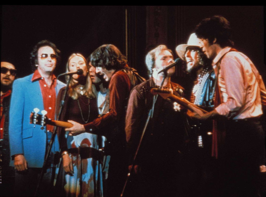 Out Loud Film: 25/06/2014 - The Last Waltz
