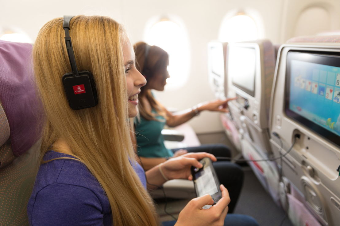 Passengers across all cabins can enjoy over 3,500 channels of entertainment & games