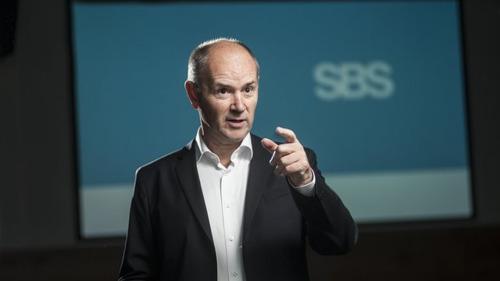 Peter Quaghebeur verlaat SBS om Mediafin te leiden
