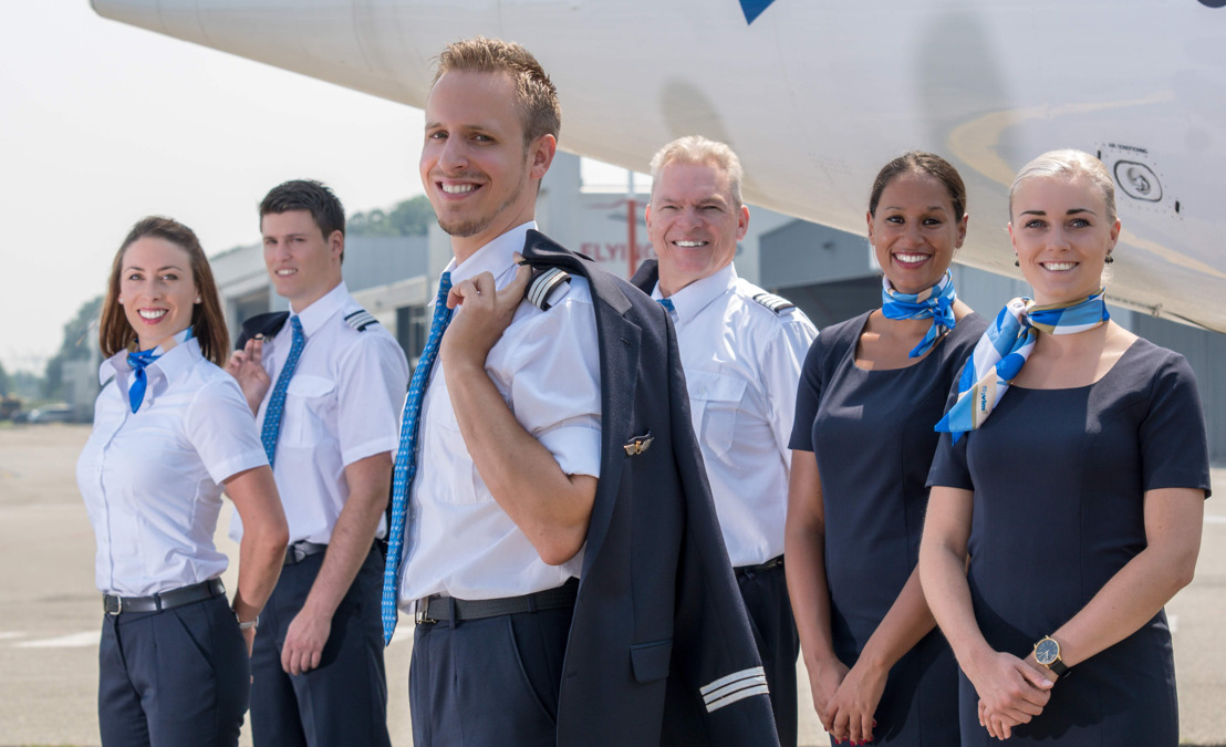 VLM reveals new uniforms for flight crew, cabin crew and ground staff