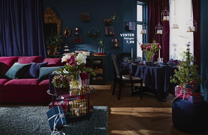 Uitkijken naar de feestdagen met de nieuwe VINTER collectie van IKEA