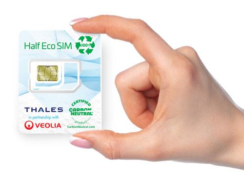 L'éco-SIM carte de Thales et Veolia : L'histoire d'un réfrigérateur recyclé en carte SIM