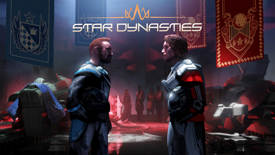 Free PC Demo for Anticipated Space Strategy Star Dynasties at IndieCade