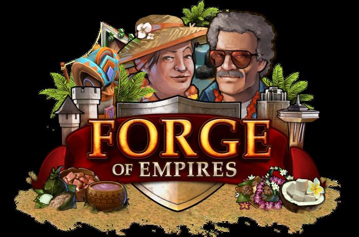 Forge of Empires Sommerevent Logo
