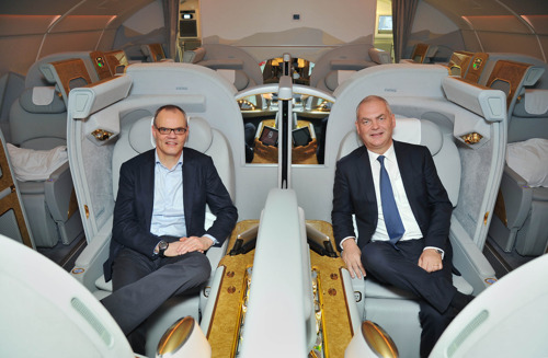"""Introducing """"Your World Rewards"""" - Emirates Skywards and Starwood Preferred Guest® Join Forces to Extend Benefits across the Sky and Around the Globe"""