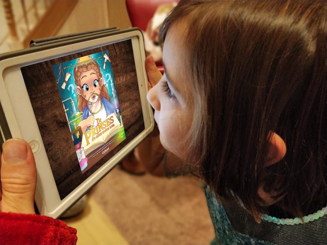 Hogeschool Odisee lanceert digitaal wetenschapssprookje