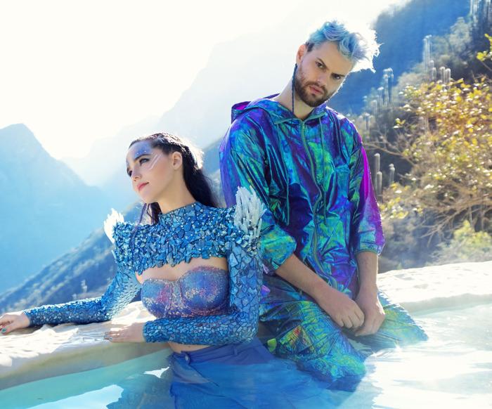 "Preview: SOFI TUKKER - EP ""DANCING ON THE PEOPLE"" VÖ 20. Sept. 2019"