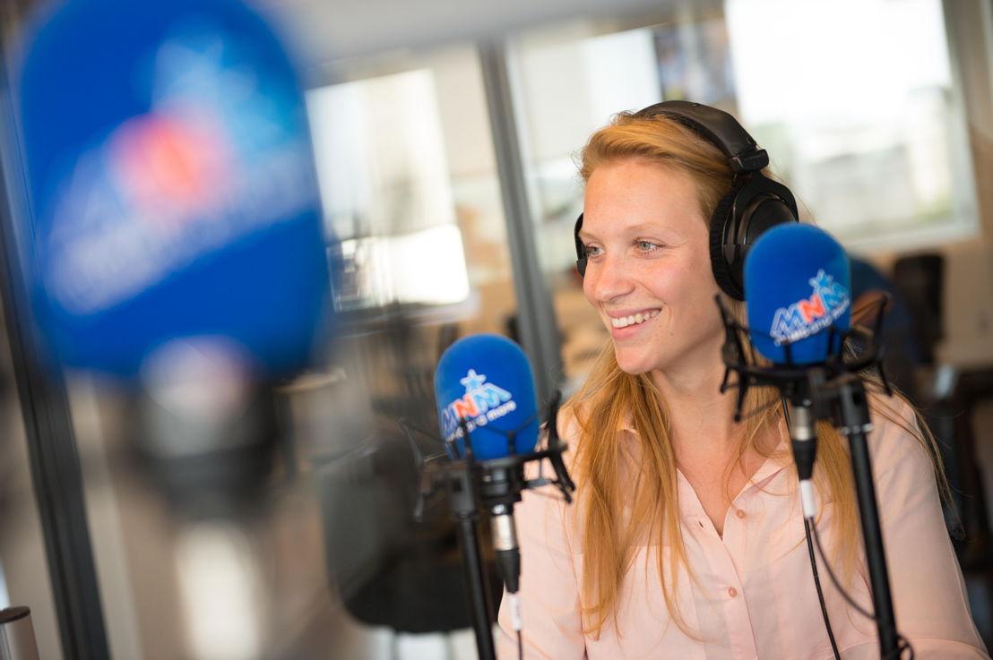 Dorianne Aussems (c) VRT - MNM