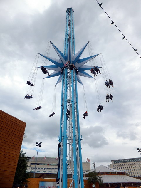 Star Flyer (Creative Commons)