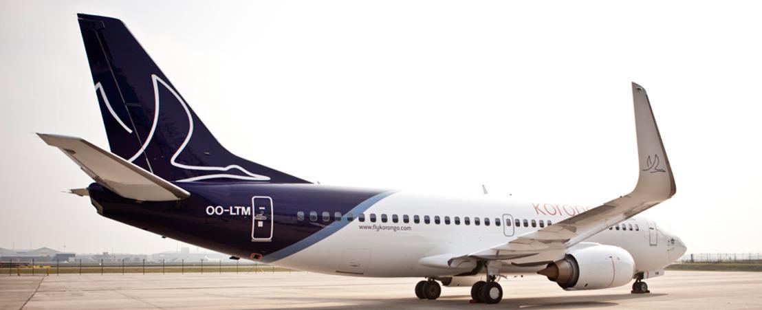 Korongo Airlines zet activiteiten stop