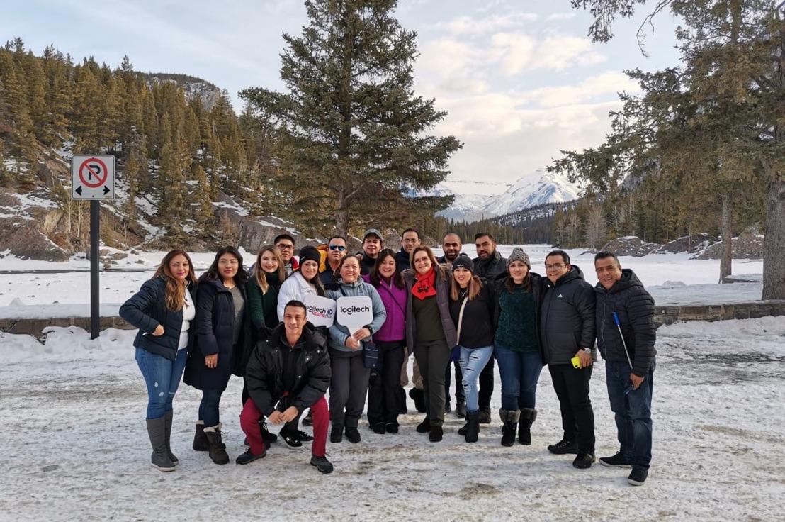 Logitech premia los ganadores de su programa de lealtad con viaje a Canadá